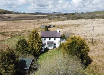 Thumbnail 1 bed detached house for sale in Rhosygell, Devils Bridge, Aberystwyth
