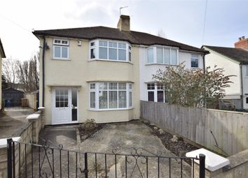Thumbnail 3 bedroom semi-detached house for sale in St. Omer Road, Oxford