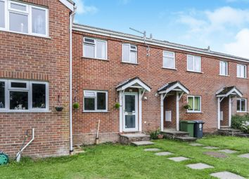 Thumbnail 2 bed terraced house for sale in Tees Farm Road, Colden Common, Winchester