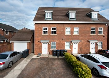 Thumbnail 4 bed end terrace house for sale in The Shardway, Shard End, Birmingham