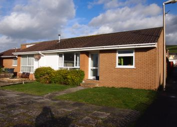 Thumbnail 2 bed semi-detached bungalow to rent in West Meadow Close, Braunton