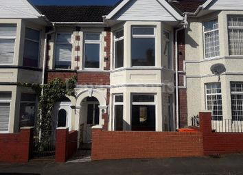 Thumbnail 2 bed terraced house for sale in Windsor Road, Newport