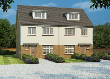 Thumbnail 4 bed semi-detached house for sale in St Nicholas Mews, Ballards Walk, Basildon, Essex