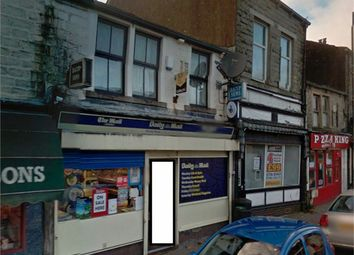 Thumbnail 2 bed terraced house for sale in Bacup News, St James Street, Bacup, Lancashire