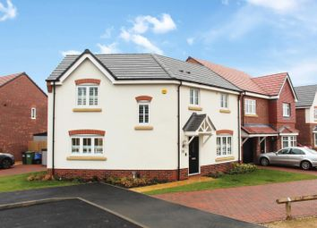 Thumbnail 3 bed detached house for sale in Hendrick Crescent, Shrewsbury