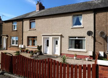 Thumbnail 2 bed terraced house for sale in Zetland Drive, Falkirk