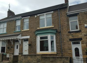 Thumbnail 4 bed terraced house to rent in Redworth Road, Shildon