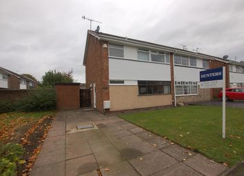Thumbnail 3 bed semi-detached house for sale in Clyde Mews, Brierley Hill
