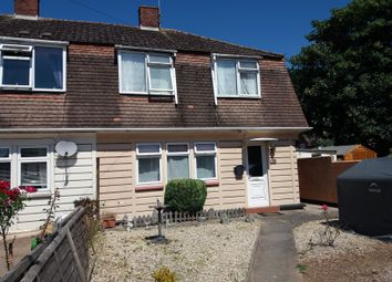 Thumbnail 3 bed semi-detached house for sale in 10 Wear Close, Exeter, Devon