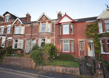 4 bed terraced house for sale in Alexandra Terrace, Exeter EX4
