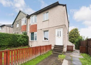 Thumbnail 2 bed flat for sale in Croftside Avenue, Glasgow, Lanarkshire