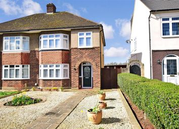 Wensleydale Avenue, Clayhall, Ilford, Essex IG5. 3 bed semi-detached house