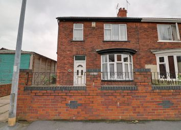 Thumbnail 3 bed semi-detached house for sale in Grosvenor Street, Scunthorpe