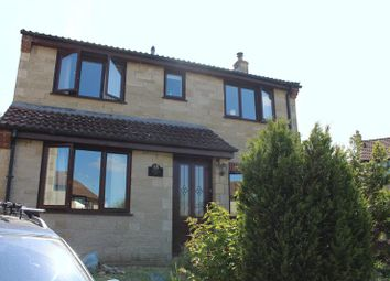 Thumbnail 4 bed detached house to rent in Wenhill Heights, Calne