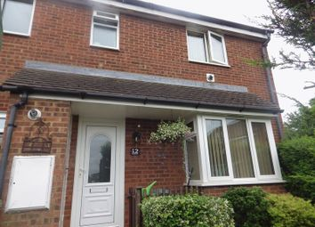Thumbnail 2 bedroom terraced house to rent in William Drive, Eynesbury, St. Neots