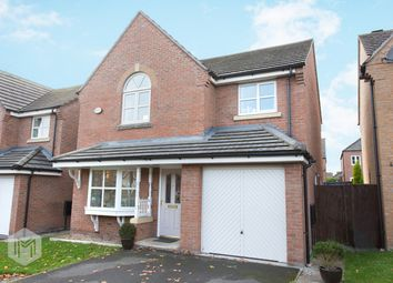 Thumbnail 4 bed detached house for sale in Gadbury Fold, Atherton, Manchester