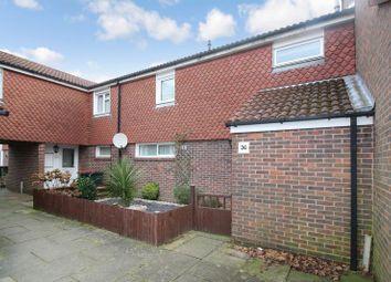Thumbnail 3 bed terraced house for sale in Vanbrugh Close, Bewbush, Crawley