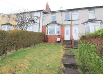 Thumbnail 2 bed terraced house for sale in Abernant Road, Markham, Blackwood