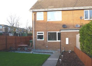 Thumbnail 1 bed flat to rent in Lambton Close, Crawcrook, Ryton