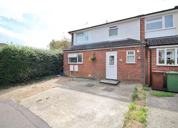 Thumbnail 3 bed property for sale in Badminton Close, Borehamwood