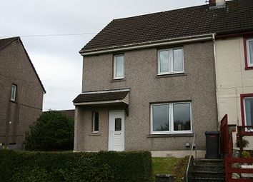 Thumbnail 3 bedroom semi-detached house for sale in 14 Chain Road, Creetown