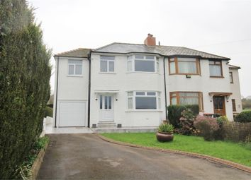 Thumbnail 3 bed semi-detached house for sale in Penhow, Caldicot, Newport
