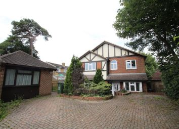 Thumbnail 4 bed detached house for sale in London Road, Widley, Waterlooville, Hampshire