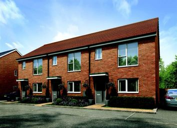 Thumbnail 3 bed end terrace house for sale in Harold Hines Way, Trentham Lakes, Stoke-On-Trent
