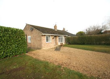 Thumbnail 4 bed semi-detached bungalow to rent in Harris's Lane, Longworth, Abingdon