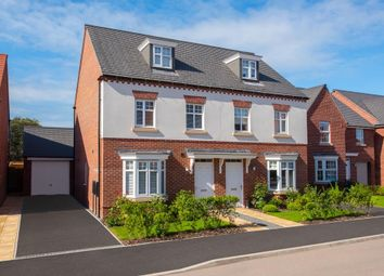 """Thumbnail 3 bedroom semi-detached house for sale in """"Kennett"""" at Alton Way, Littleover, Derby"""