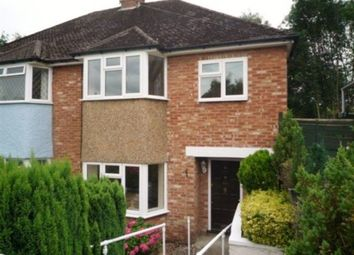 Thumbnail 3 bed semi-detached house to rent in New Road Close, High Wycombe