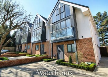 Thumbnail 4 bed town house for sale in Hainault Road, Chigwell