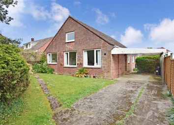 Thumbnail 3 bed detached bungalow for sale in Thornton Manor Drive, Ryde, Isle Of Wight