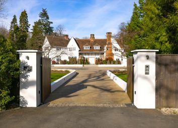 Copsem Lane, Esher, Surrey KT10. 5 bed detached house for sale
