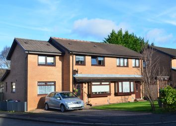 Thumbnail 4 bed semi-detached house for sale in Ferndale Gardens, Summerston, Glasgow