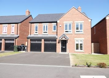 Thumbnail 5 bed detached house to rent in Church Drive, Middlesbrough