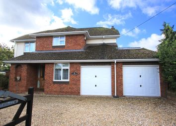 Thumbnail 4 bed detached house for sale in Boucher Way, Budleigh Salterton, Devon