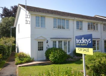Thumbnail 3 bed end terrace house for sale in Cotmaton Road, Sidmouth, Devon
