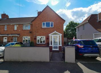 Thumbnail 3 bed end terrace house for sale in Newquay Road, Knowle, Bristol