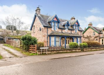 Thumbnail 4 bed detached house for sale in Burn Place, Dingwall, Highland