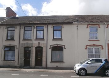 Thumbnail 3 bed property to rent in Bassett Terrace, Llanelli