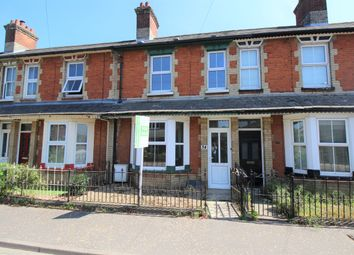 Thumbnail 3 bed terraced house to rent in Queens Road, Attleborough