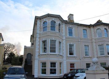 Thumbnail 1 bedroom flat to rent in Barton Villas, Dawlish