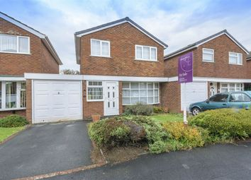 Thumbnail 3 bed detached house for sale in Burnell Road, Admaston, Telford, Shropshire