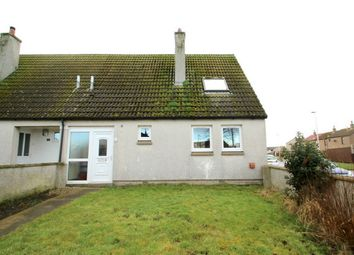 Thumbnail 3 bed semi-detached house for sale in 16 Hillview Place, Lossiemouth, Moray