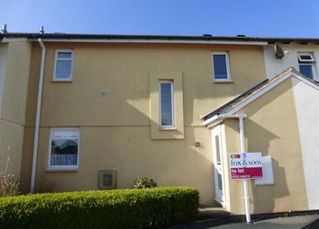 Thumbnail 3 bedroom property to rent in Langerwell Close, Lower Burraton, Saltash