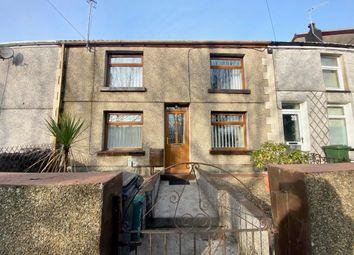 Thumbnail 3 bed terraced house for sale in Swansea Road, Hirwaun, Aberdare
