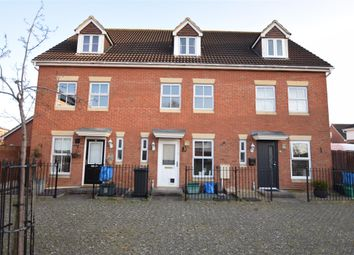 Thumbnail 3 bed town house for sale in Ince Castle Way, Gloucester