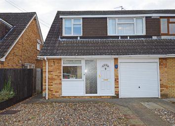 Thumbnail 3 bed semi-detached house for sale in Ainsdale Drive, Werrington, Peterborough