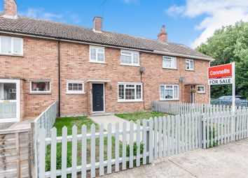 Thumbnail 3 bed terraced house for sale in Parklands, Ufford, Woodbridge